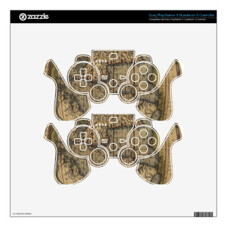 Ortelius World Map PS3 Controller Decal
