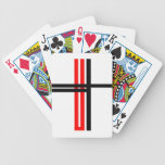 Orthagonal Lines Deck Of Cards