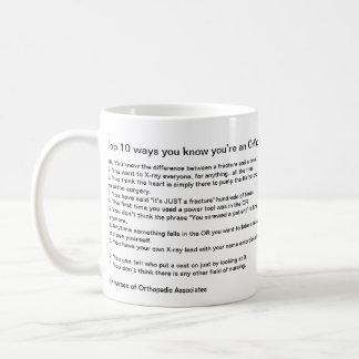 Ortho Nurse Mug