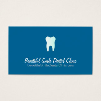 Orthodontist Appointment Cards- Color changeable Business Card