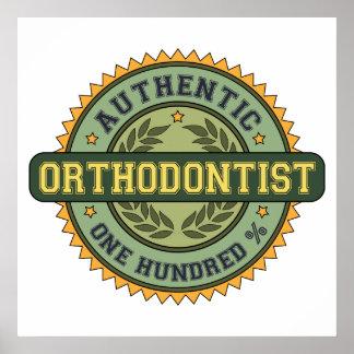Orthodontist auténtico impresiones