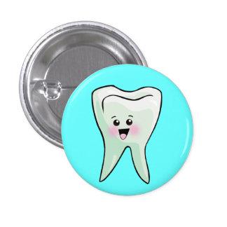 Orthodontist Orthodontics Orthodontry Pinback Button