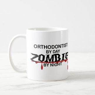 Orthodontist Zombie Coffee Mug