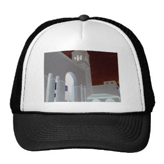 Orthodox Cathedral Mesh Hat
