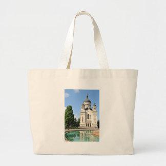 Orthodox cathedral in Cluj Napoca, Romania Bag