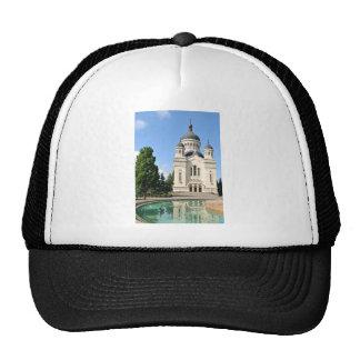 Orthodox cathedral in Cluj Napoca, Romania Trucker Hats