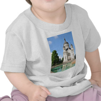 Orthodox cathedral in Cluj Napoca, Romania T-shirts