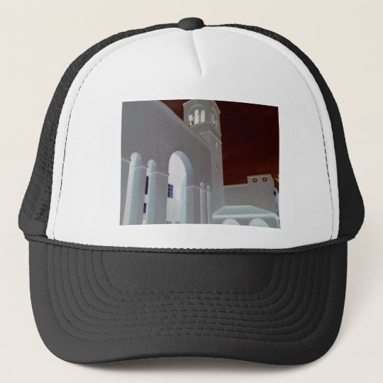 Orthodox Cathedral Trucker Hat