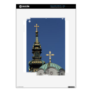 Orthodox Christian Church domes Decals For The iPad 2
