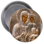 Orthodox icon button