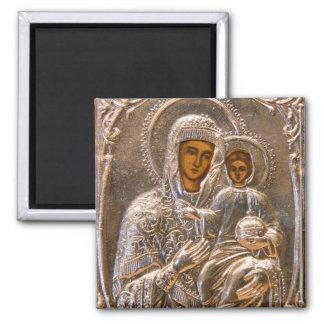 Orthodox icon refrigerator magnets