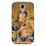 Orthodox ICON Serene Madonna Samsung Galaxy S4 Cases
