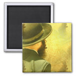 Orthodox Jew Magnet Fridge Magnet