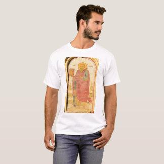 orthodox saint icon church religion god jesus chri T-Shirt