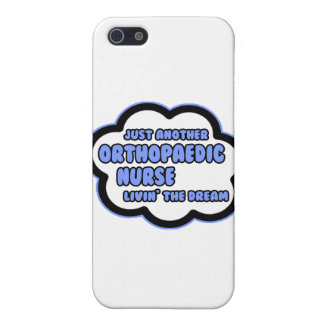Orthopaedic Nurse .. Livin' The Dream Cover For iPhone 5
