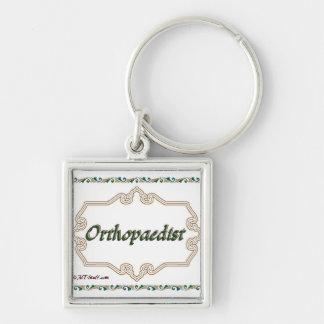 Orthopaedist Classy Keychain