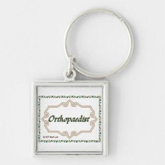 Orthopaedist Keychain
