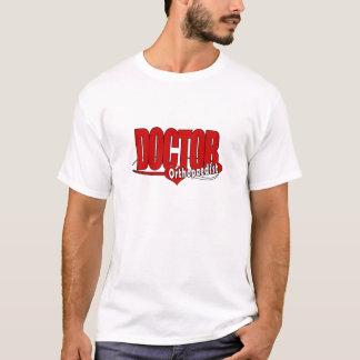 ORTHOPAEDIST LOGO BIG RED DOCTOR T-Shirt