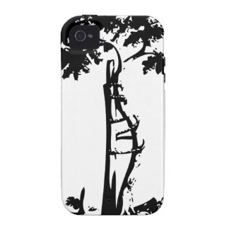 Orthopedic Crooked Tree Case-Mate iPhone 4 Cases
