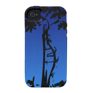 Orthopedic Crooked Tree on Gradient iPhone 4/4S Cover