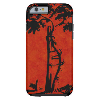 Orthopedic Crooked Tree Tough iPhone 6 Case