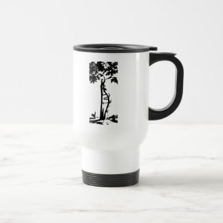 Orthopedic Crooked Tree Travel Mug
