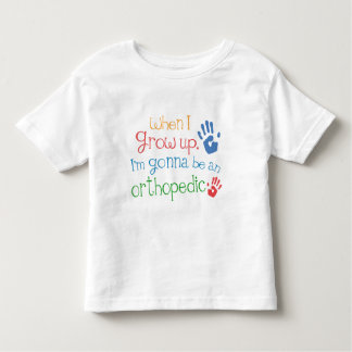 Orthopedic (Future) Infant Baby T-Shirt