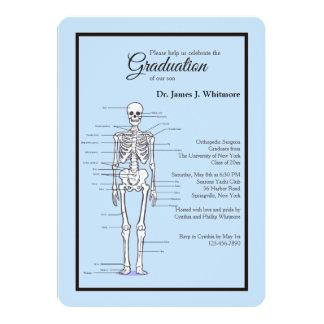 Orthopedic MD Graduation Invitation