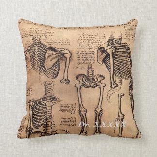Orthopedic Physician Leonardo da Vinci Pillow
