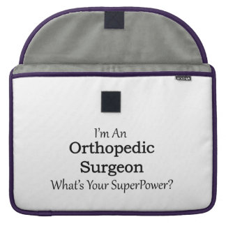 Orthopedic Surgeon Sleeves For MacBook Pro