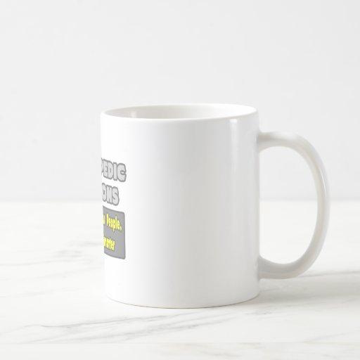 Orthopedic Surgeons ... Smarter Coffee Mugs