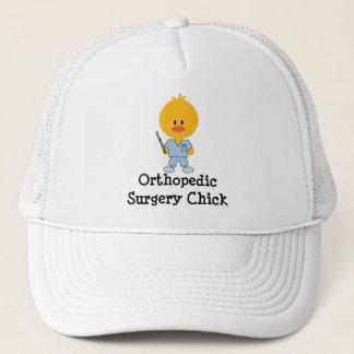 Orthopedic Surgery Chick Hat