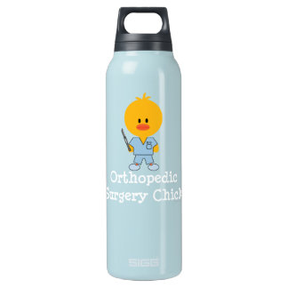 Orthopedic Surgery Surgeon Chick Thermos Bottle