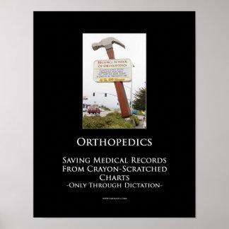 Orthopedics Motivational Poster