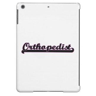 Orthopedist Classic Job Design iPad Air Cover