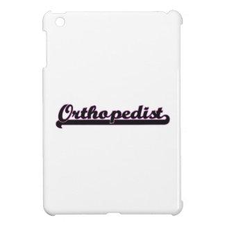 Orthopedist Classic Job Design iPad Mini Case