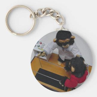 Orthopedist Keychain