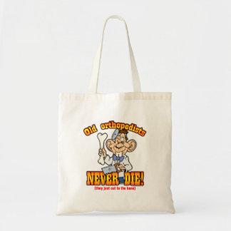 Orthopedists Canvas Bag