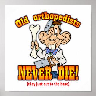 Orthopedists Poster