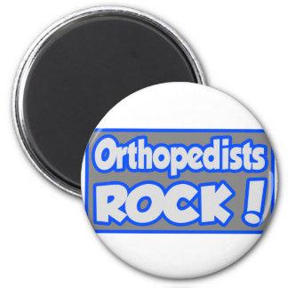 Orthopedists Rock Refrigerator Magnet