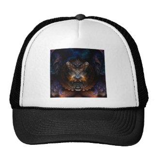 Orthricon Fractal Art Mesh Hats