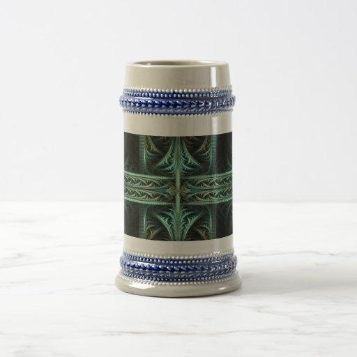 Ortiga del trullo tazas de café