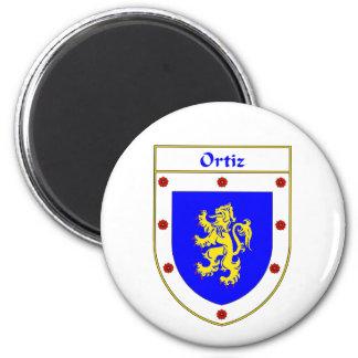 Ortiz Coat of Arms/Family Crest Magnet