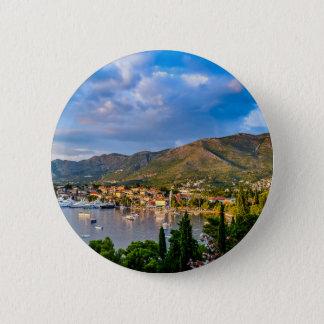 ortofino fishing village,luxury harbour,Ligurian Button