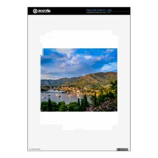 ortofino fishing village,luxury harbour,Ligurian Decal For iPad 2