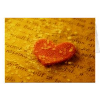 Orton Heart Card