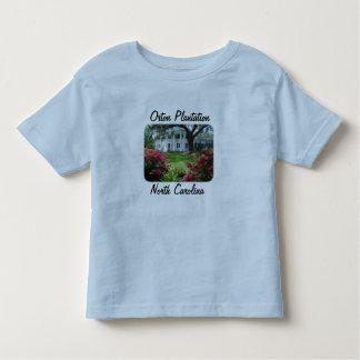 Orton Plantation, North Carolina Toddler  T-Shirt