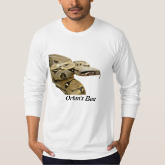 Orton's Boa American Apparel Long Sleeve (Fitted) Shirt