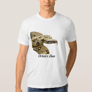 Orton's Boa American Apparel T-Shirt (Fitted)