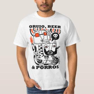 Orujo, Beer & Porros, Remeras